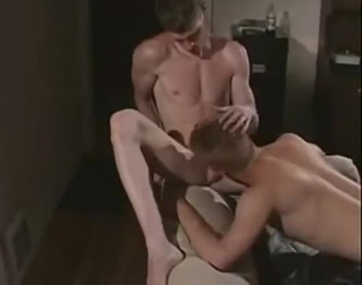 Gay men fuck birthday twink first time both