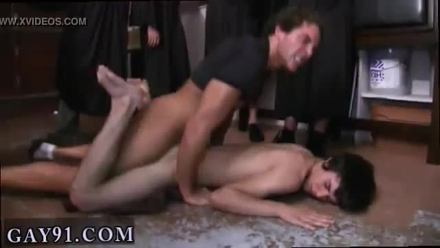 Gay amateur drink cum straight boys fuck some hole