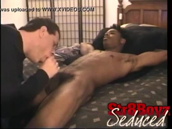 Straight guys swallows black cum gay seth