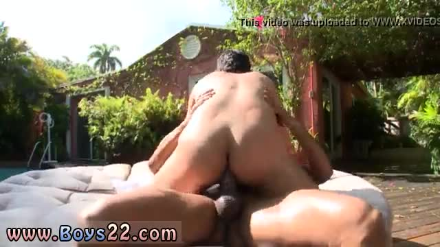 Twink movies sex gay hand we set up shop out by his pool and introduced